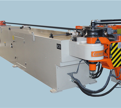 Robust and strong Hydraulic Systems - NC90 Bending
